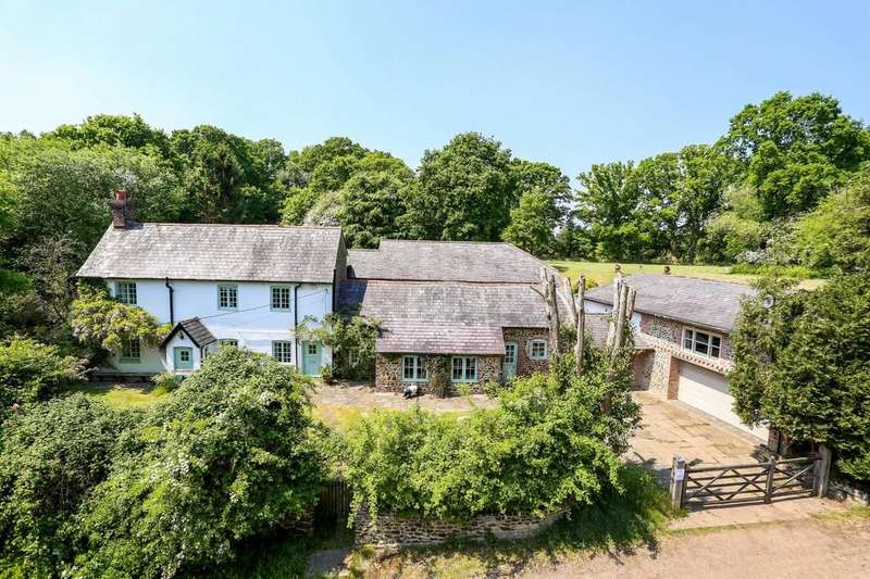 5 Bedrooms Detached House for sale in Langley, Hampshire