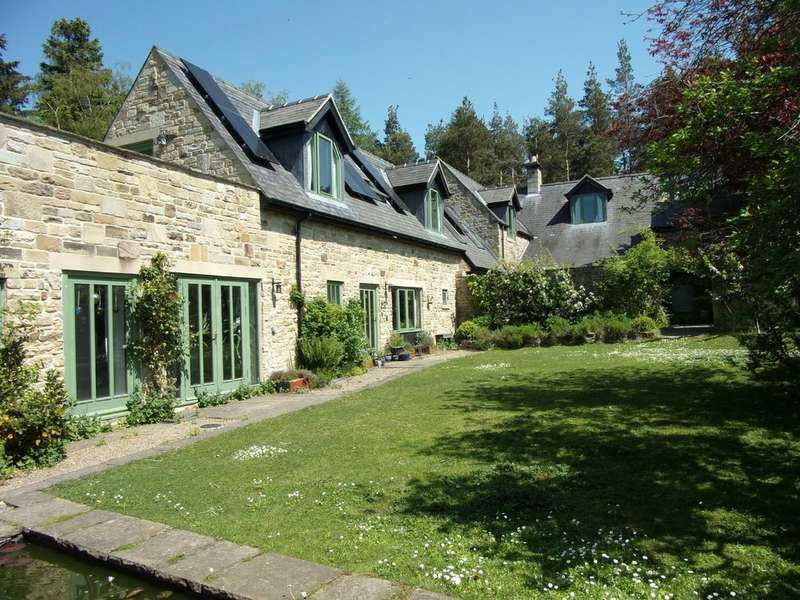 5 Bedrooms Detached House for sale in Minsteracres, Northumberland