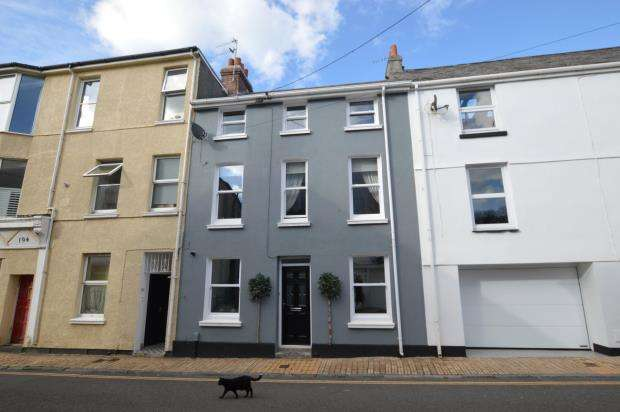 4 Bedrooms Terraced House for sale in Plymstock Road, Plymouth, Devon