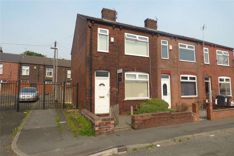 3 Bedrooms End Of Terrace House for sale in Limeside Road, Hollinwood, Oldham, Greater Manchester, OL8