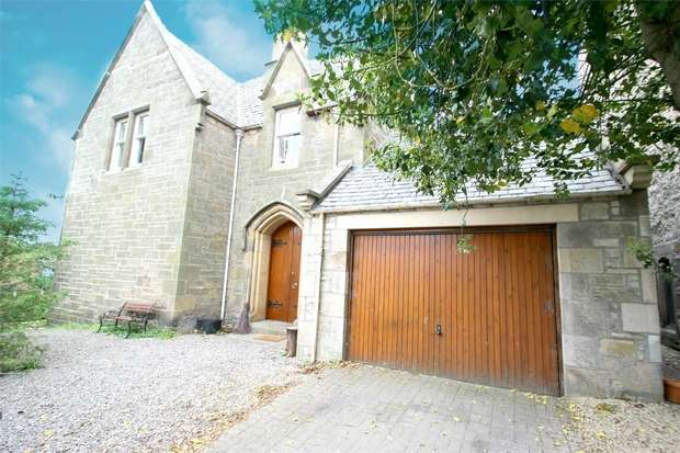 5 Bedrooms Detached House for sale in Castlehill Road, Forres, Moray