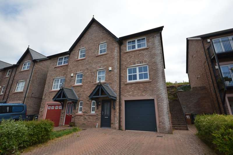 4 Bedrooms Semi Detached House for sale in Fairladies, St. Bees, CA27
