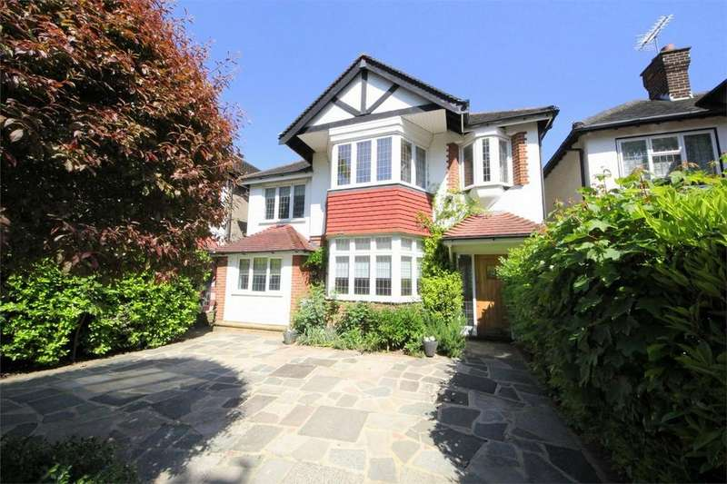 4 Bedrooms Detached House for sale in Bramley Road, London