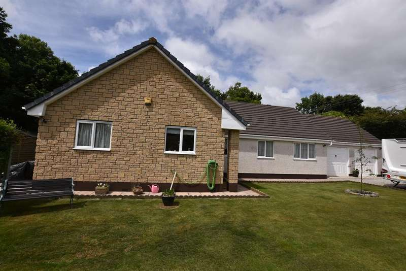 5 Bedrooms Detached Bungalow for sale in Tehidy Road, Camborne TR14