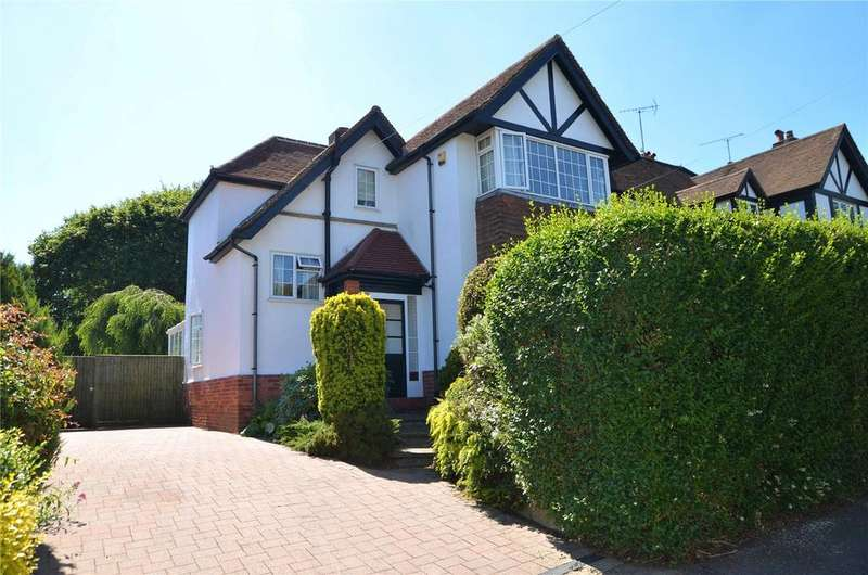 3 Bedrooms Detached House for sale in Weald Rise, Tilehurst, Reading, Berkshire, RG30
