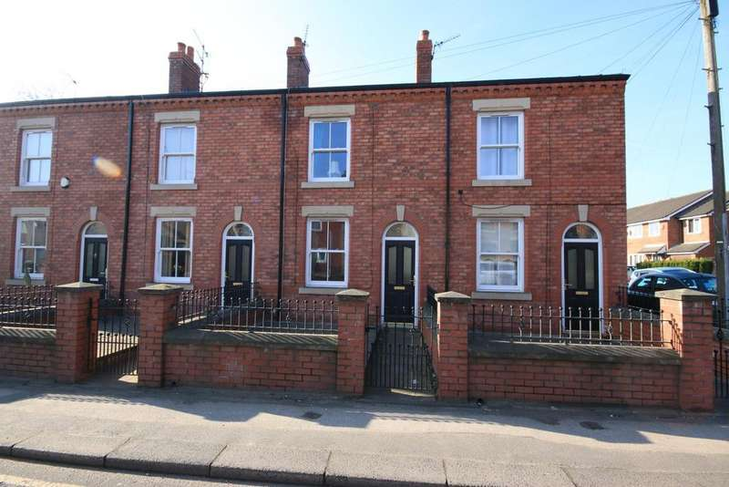 2 Bedrooms Terraced House for sale in Walthew Lane, Platt Bridge, Wigan, WN2 5AE