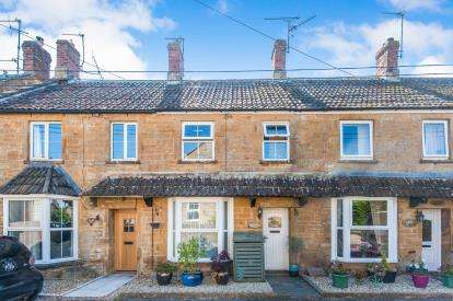 3 Bedrooms Terraced House for sale in Norton Sub Hamdon, Somerset