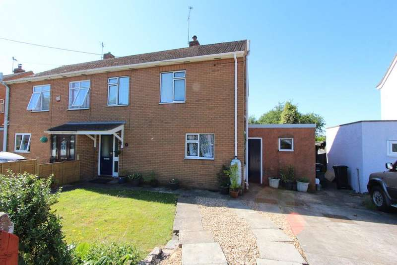 3 Bedrooms Semi Detached House for sale in Semi-detached three bedroom property