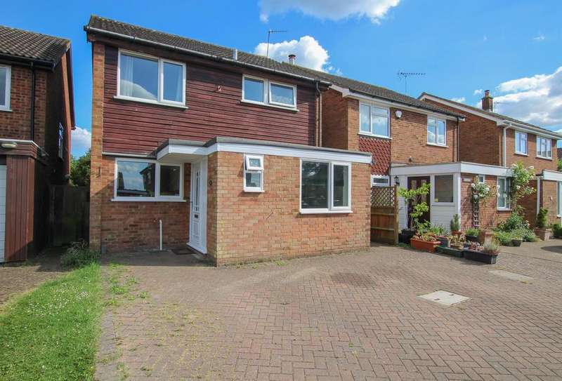 4 Bedrooms Detached House for sale in Crispin Field, Pitstone, Leighton Buzzard, LU7 9BG