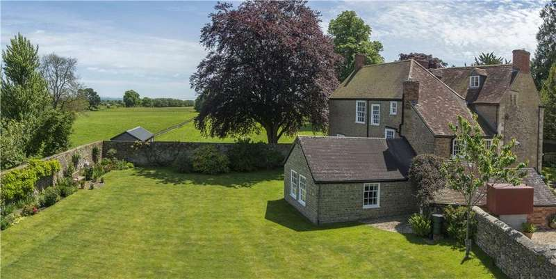 5 Bedrooms Detached House for sale in Horsington, Templecombe, Somerset, BA8