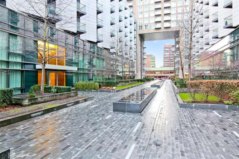 1 Bedroom Apartment Flat for sale in Canary Wharf, London, E14