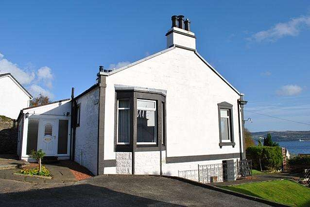 4 Bedrooms Bungalow for sale in 31a Dhailling Road, Dunoon, Argyll and Bute, PA23 8BX