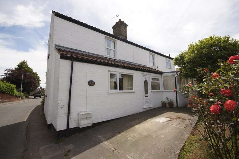 3 Bedrooms Cottage House for sale in Abbey Road, Bardney, Lincoln