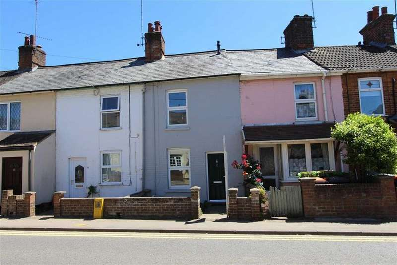 2 Bedrooms Terraced House for sale in Woburn Road, Heath And Reach
