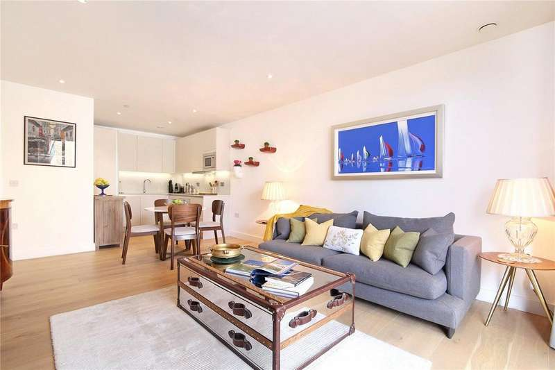 1 Bedroom Apartment Flat for sale in Cobalt Place, Battersea, London, SW11
