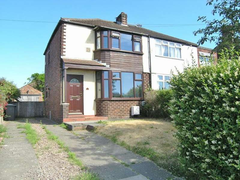 2 Bedrooms House for sale in Manchester Road, Woolston, Warrington