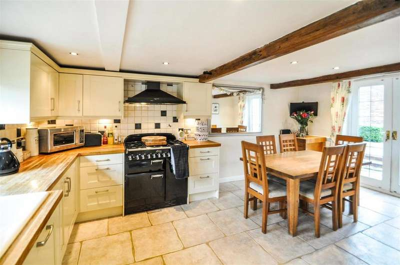 3 Bedrooms Detached House for sale in Binswood End, Harbury,