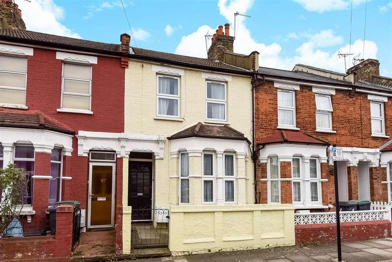 3 Bedrooms Terraced House for sale in Rowley Road, Harringay, London, N15