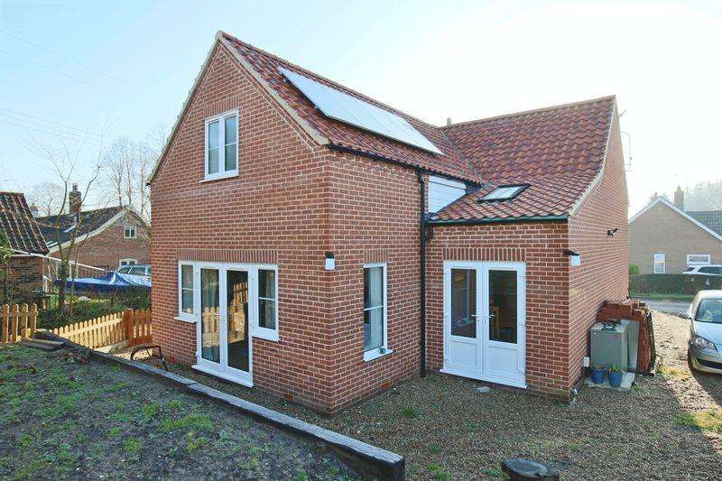 3 Bedrooms Detached House for sale in Blackheath Road, Wenhaston, Halesworth
