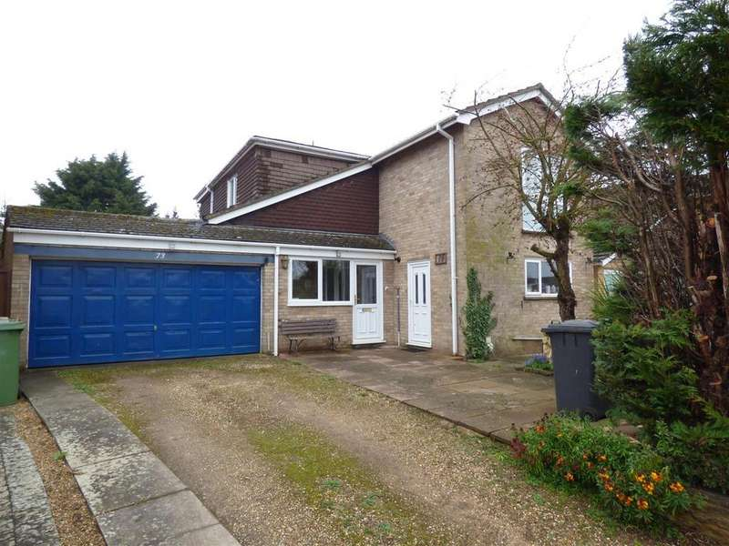 4 Bedrooms Detached House for sale in The Gannocks, Peterborough