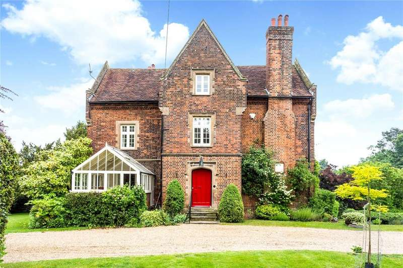 6 Bedrooms Unique Property for sale in Great Amwell, Ware, Hertfordshire, SG12
