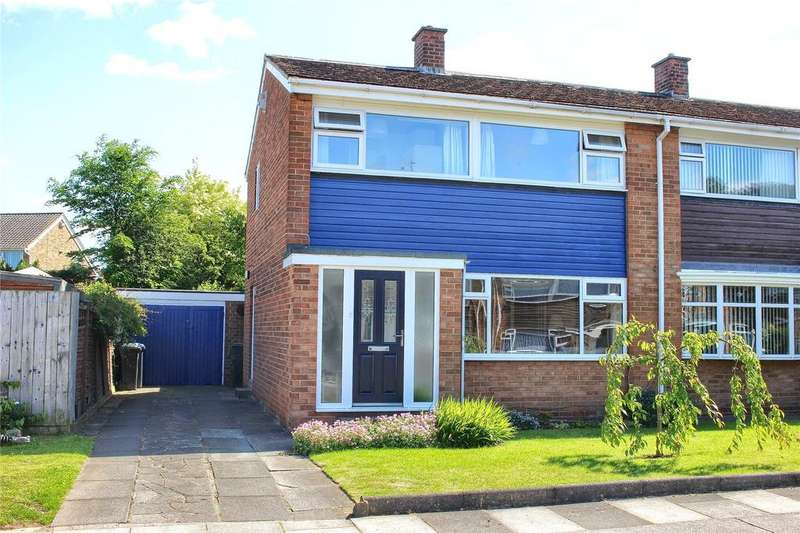 3 Bedrooms Semi Detached House for sale in North Wood, Acklam