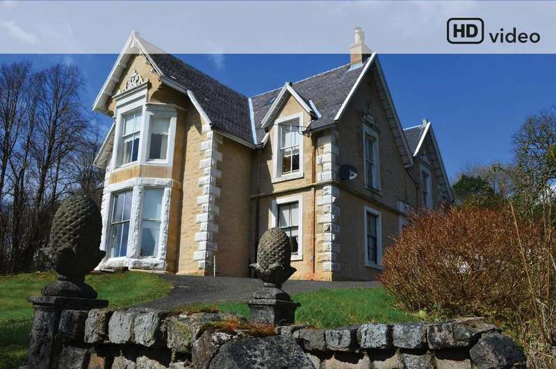 7 Bedrooms Detached House for sale in Shore Road, Cove, Argyll Bute, G84 0NU