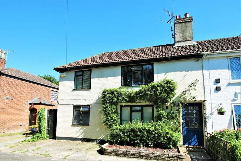 4 Bedrooms Semi Detached House for sale in Romill Close, West End, Southampton