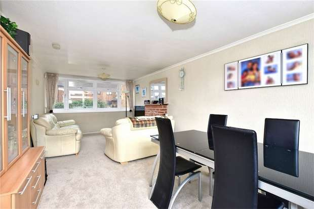 2 Bedrooms Terraced House for sale in Sutton Place, Langley, Slough, Berkshire