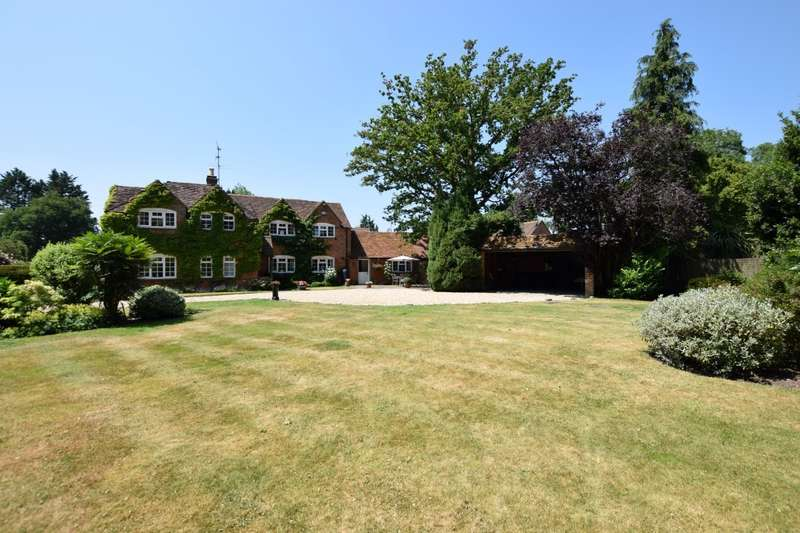 4 Bedrooms Link Detached House for sale in Spencers Wood, Reading, RG7