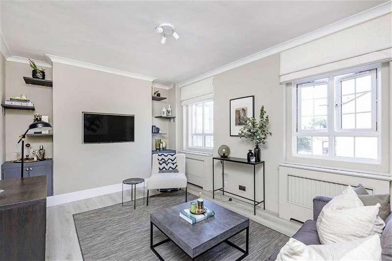 2 Bedrooms Flat for sale in Sutton Courtney House, Hazelhurst Road, Earlsfield