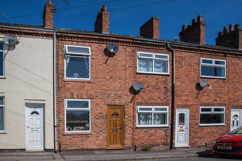 2 Bedrooms Terraced House for sale in Greenall Road, Northwich