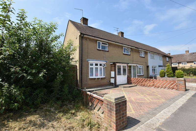 2 Bedrooms End Of Terrace House for sale in Hudson Close, North Watford