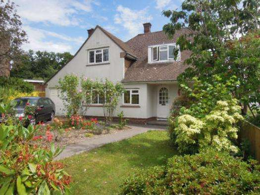 4 Bedrooms Property for sale in Bassett Wood Close, Bassett, SO16 3QR