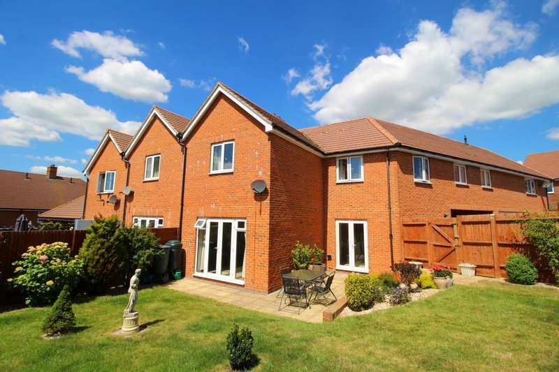4 Bedrooms Property for sale in Millers Keep, Stone Cross, Pevensey, BN24