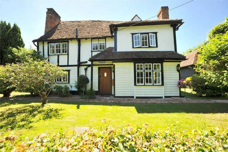 3 Bedrooms Detached House for sale in Childerditch Street, Little Warley, Brentwood, Essex, CM13