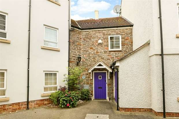 3 Bedrooms Terraced House for sale in Eastcliff, Portishead, Bristol