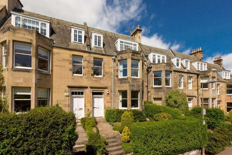6 Bedrooms Terraced House for sale in 8 Murrayfield Gardens, Edinburgh, EH12 6DF