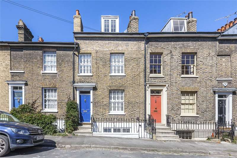 3 Bedrooms Terraced House for sale in Prior Street, London, SE10