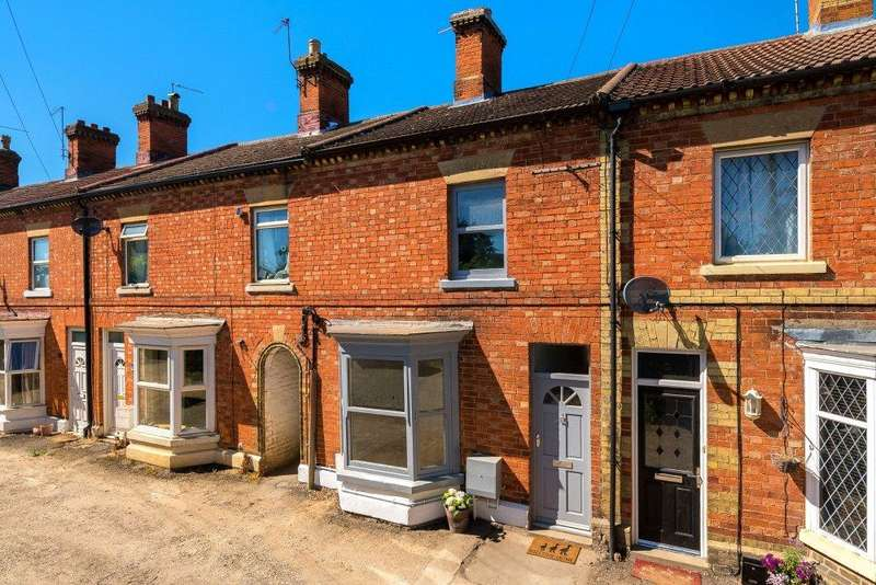 2 Bedrooms Terraced House for sale in Elm Terrace, Bourne, PE10