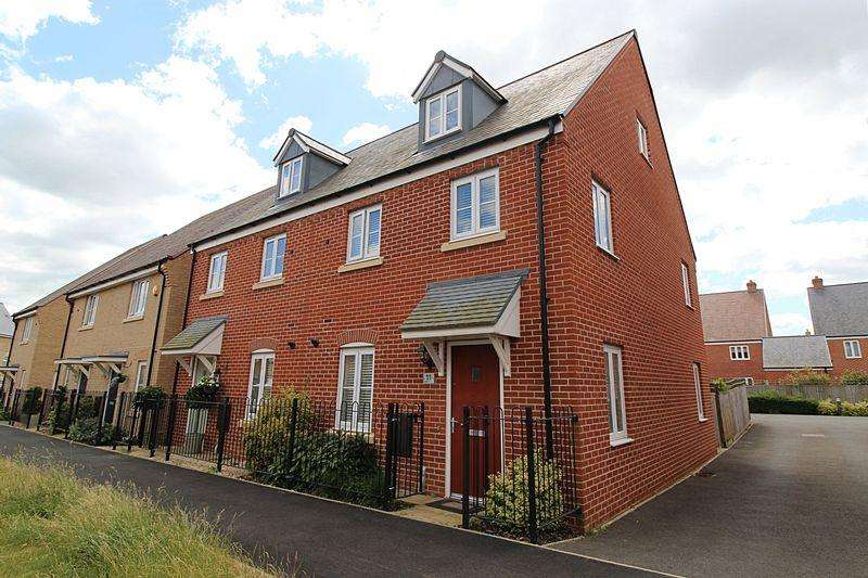 3 Bedrooms Semi Detached House for sale in Anderson Road, Biggleswade