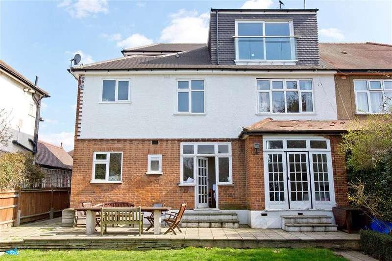 5 Bedrooms House for sale in Wren Avenue, Willesden Green, NW2