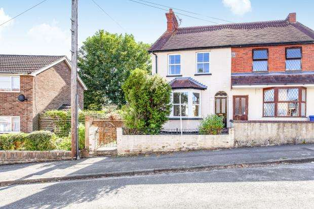 2 Bedrooms Semi Detached House for sale in Maidenhead, Berkshire, United Kingdom
