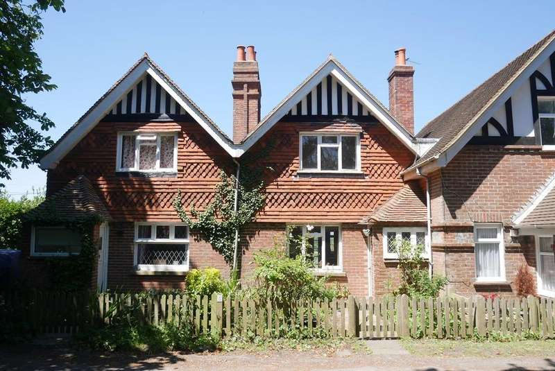 2 Bedrooms Terraced House for sale in The Street, Selmeston, BN26