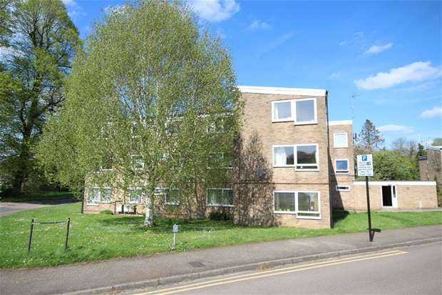 2 Bedrooms Flat for sale in Bowling Close, Harpenden