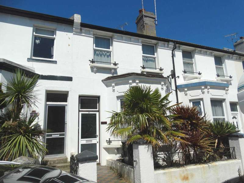 2 Bedrooms Terraced House for sale in Carlton Road, Eastbourne