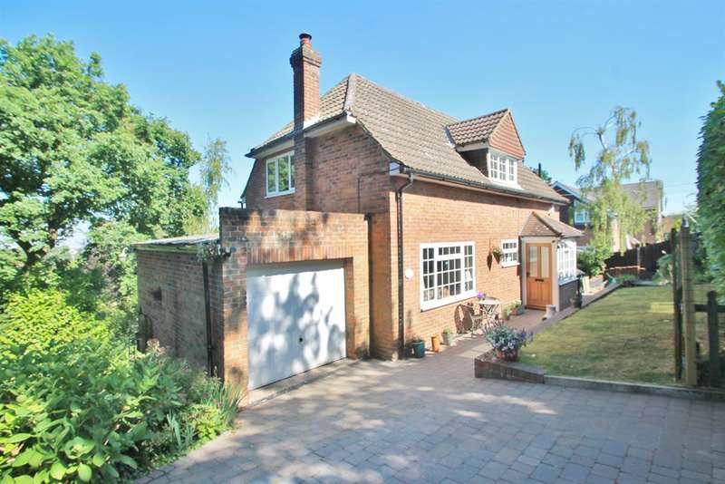 3 Bedrooms Detached House for sale in Telegraph Hill, Higham, ME3 7NW