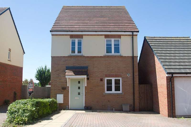 3 Bedrooms Detached House for sale in Bledisloe Way, Lydney, Gloucestershire, GL15 5GF