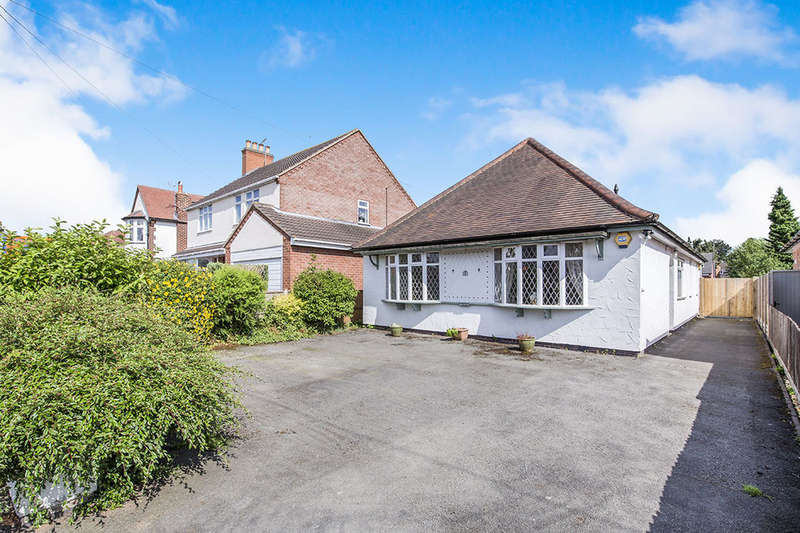 4 Bedrooms Detached Bungalow for sale in Kingsfield Road, Barwell, Leicester, LE9