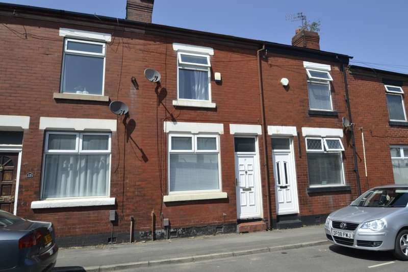 2 Bedrooms Terraced House for sale in Upper Brook Street, Stockport, SK1